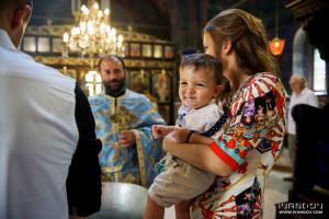 Кръщене на Калоян