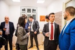 """""""Станков, Тодоров, Хинков и Спасов"""" официално представиха новия си офис"""