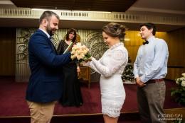 Сватбеният ден на Йоана и Димитър