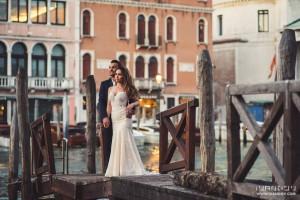 След Сватбена Фотосесия в Италия