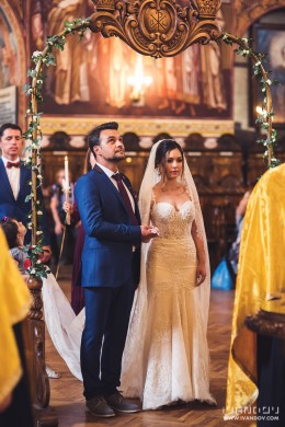 Църковен Брак на Ралица & Стоян