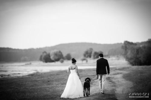 Сватбена сесия К & И
