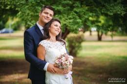 Сватбен фотограф – Подписване В & A