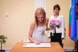 Подписване