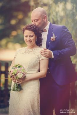 Сватбеният ден на М & Д