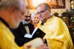 Църковен брак на Душко и Надежда