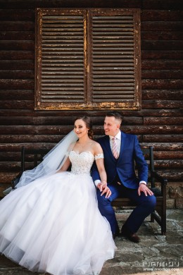 Сватбен ден Дани & Таня