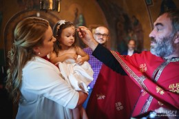 Кръщене – Божидара