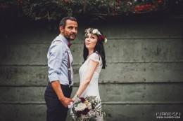 Бохо сватбата на Лора и Михаил